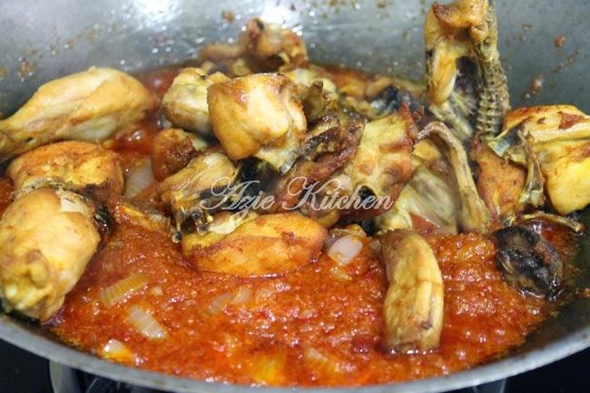 Image Gallery masakan ayam