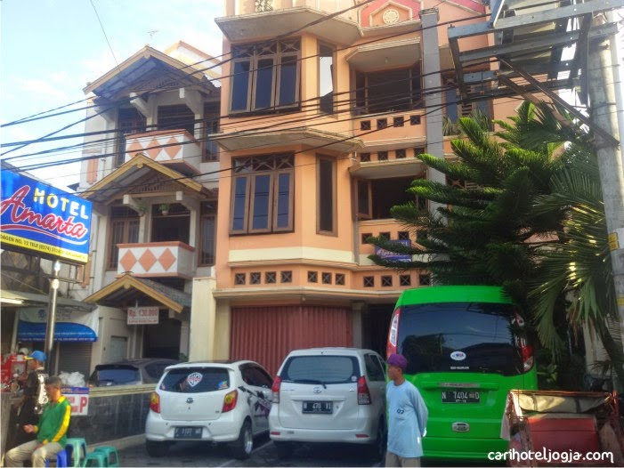 Amarta Hotel Dagen Yogyakarta