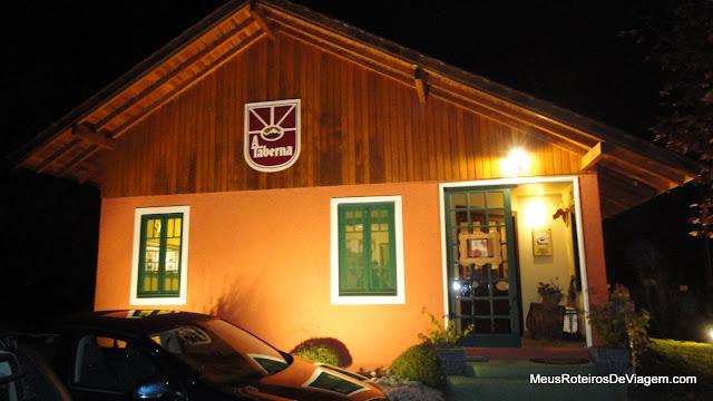 Restaurante A Taberna - Urubici/SC