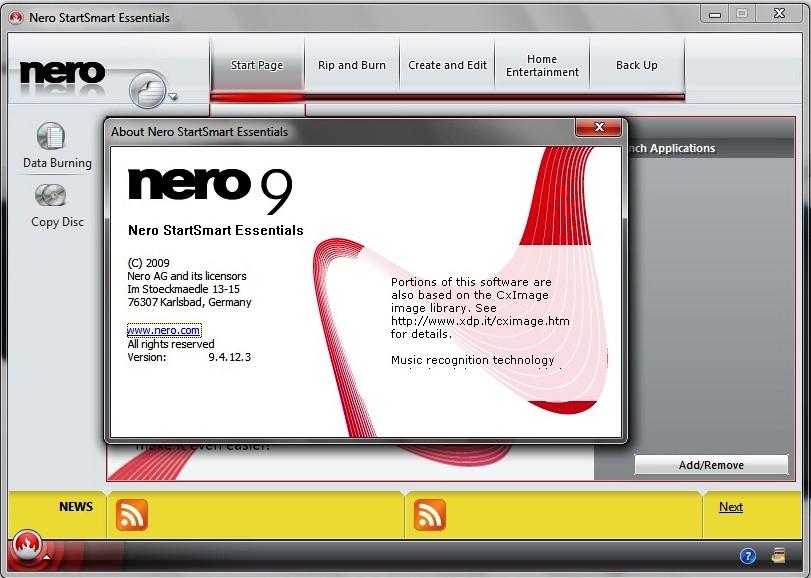 1 15 nero start smart 6 full version Startsmart other download. Descargar