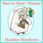 Hambo Hoedown Best in Show