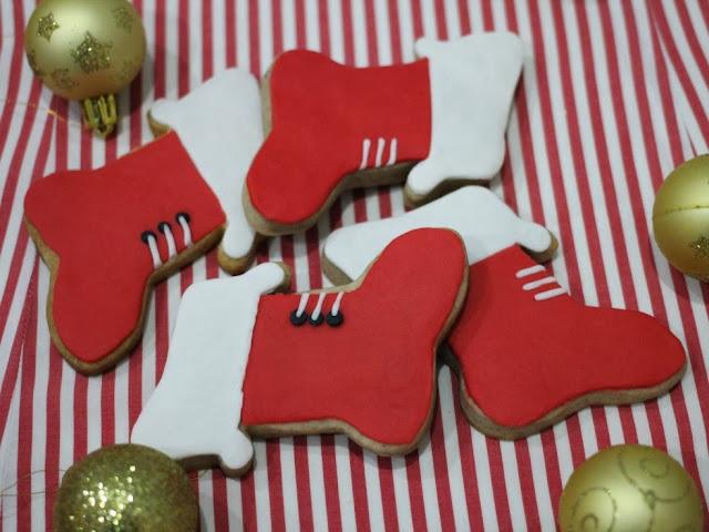 Galletas de canela de Santa Claus - El dulce mundo de Nerea