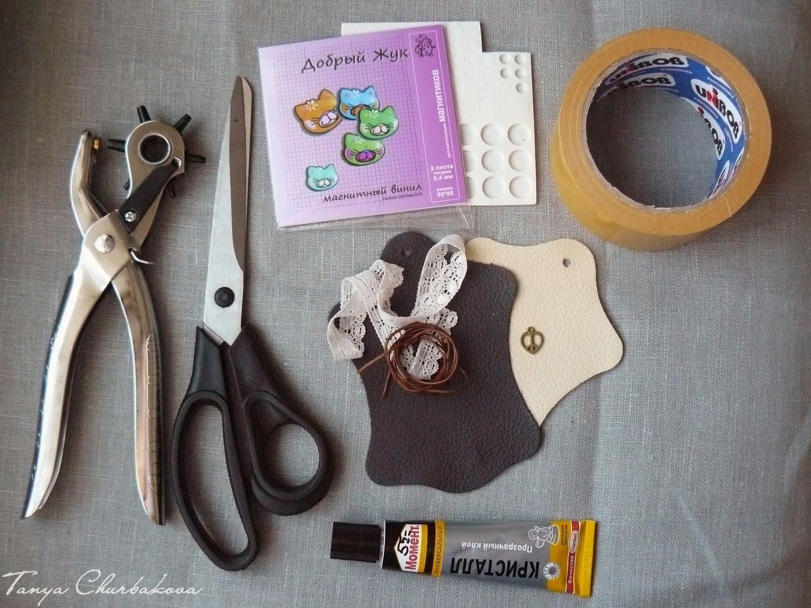 Изготовление магниты сувениры своими руками