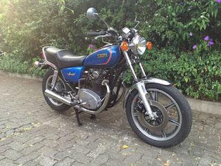 Yamaha XS650 Special DIJUAL ....