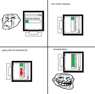 Cara Download Sesuatu Dengan Cepat
