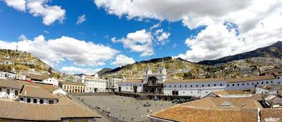 Tour turístico por la ciudad de Quito