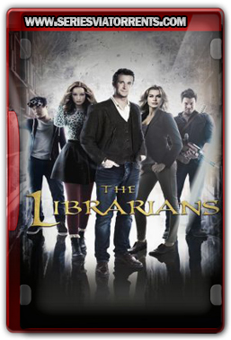 The Librarians 3ª Temporada (2016) HDTV   720p   1080p Legendado