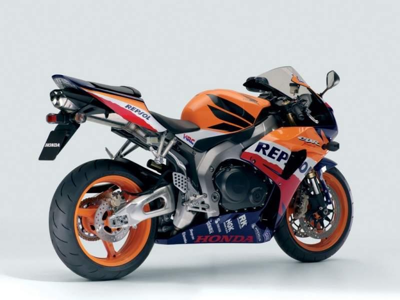 Honda Motorcycle CBR Fireblade
