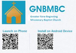 Scan GNBMBC QR Codes