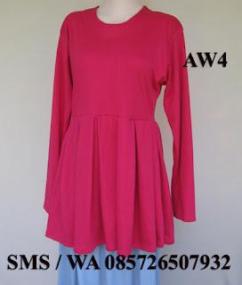 blouse lengan panjang