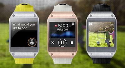 Las aplicaciones en tu Samsung Galaxy Gear