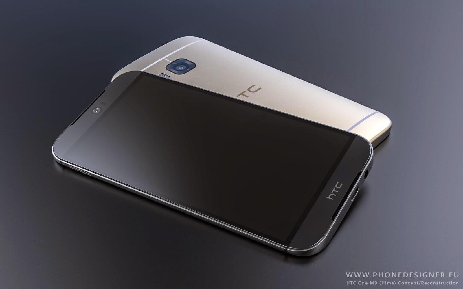 Hp Android Terbaru, Spesifikasi Smartphone Android kamera Terbaik HTC One M9 Terbaru