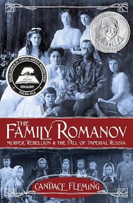 the family romanov book