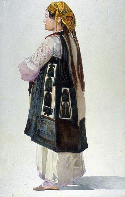 Αlbanian Peasant,Athens
