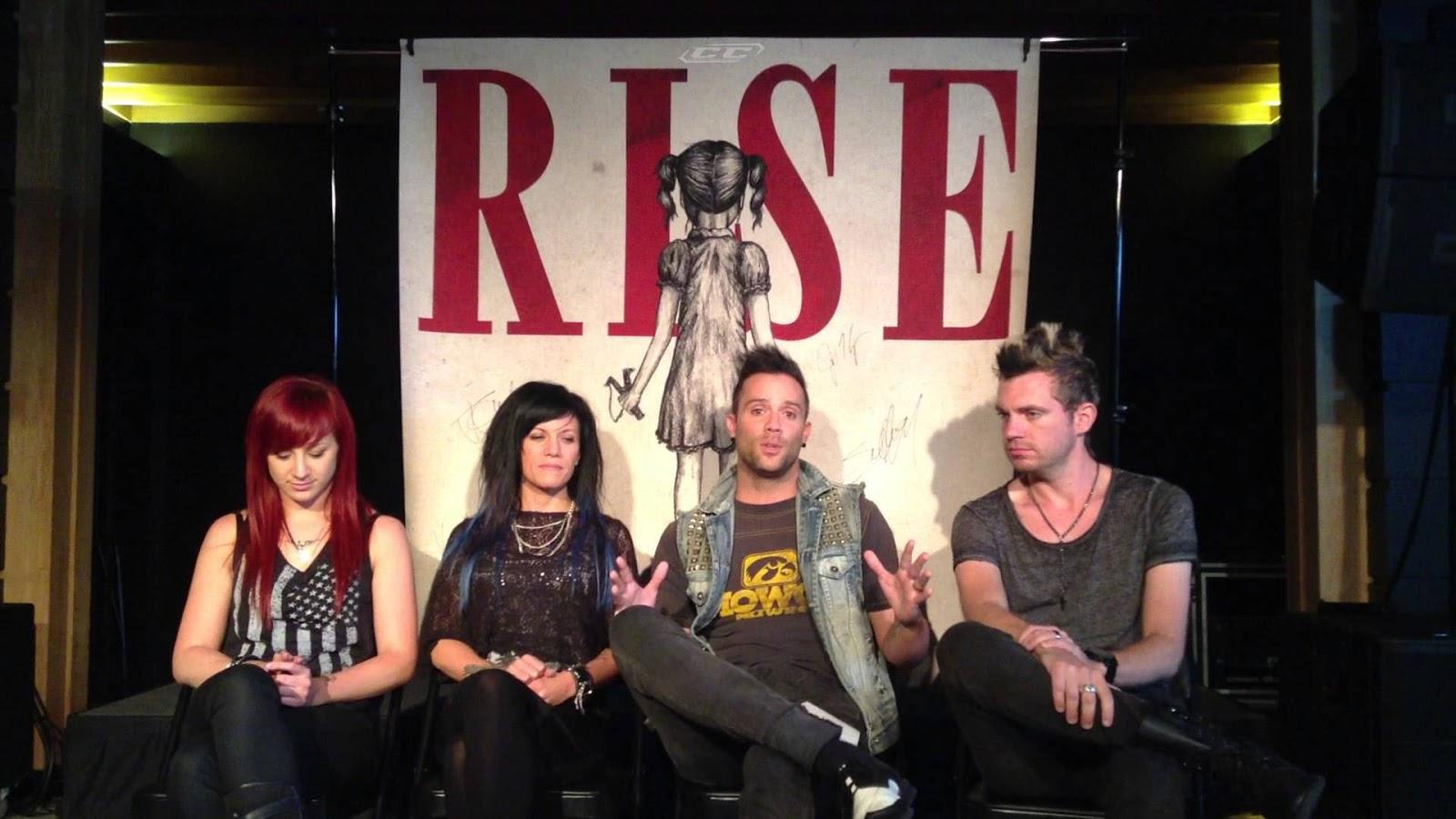 Skillet--Rise-2013-Band-Members