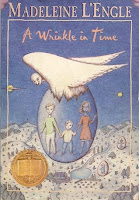bookcover of A WRINKLE IN TIME (Wringle in Time Series #1) by  Madeleine L'Engle