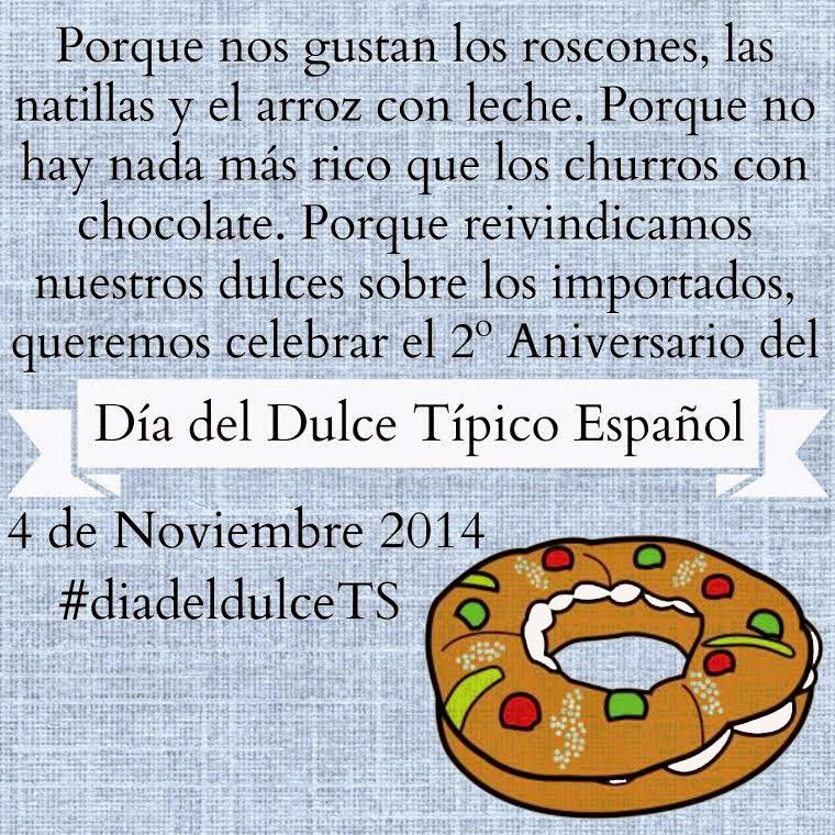 #diadeldulceTS