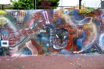 mural painter - images of street art - art murals