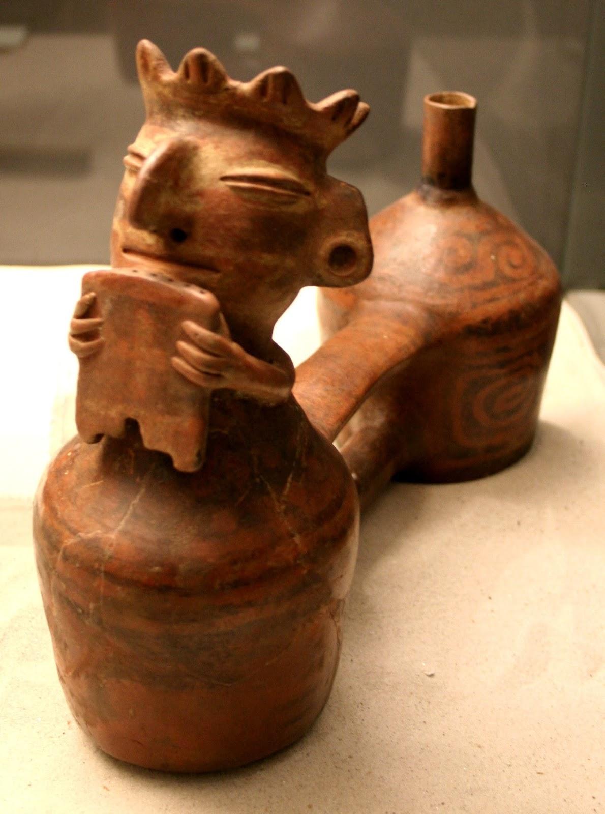 Temas importantes la cultura vic s for Origen de la ceramica