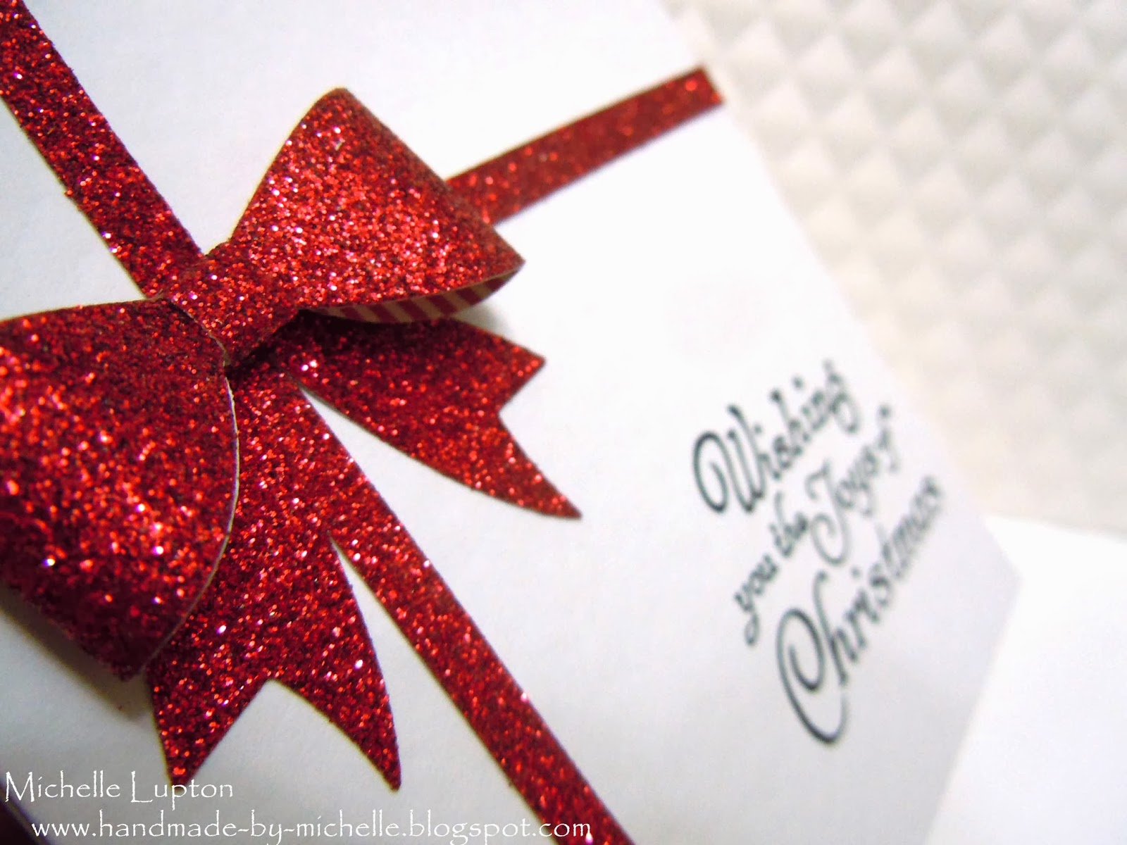 Handmade By Michelle Last Minute Gift Card Holders