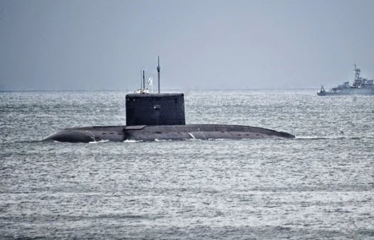 Bangladesh may buy Russian Submarine