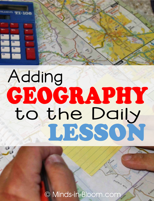 Geography what are the basic subjects in college