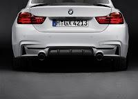 Acesorii BMW M Performance pentru BMW Seria 4