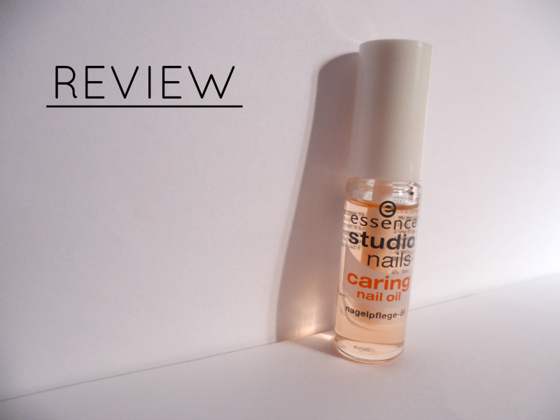 Essence Studio Nails Caring Nail Oil - Review