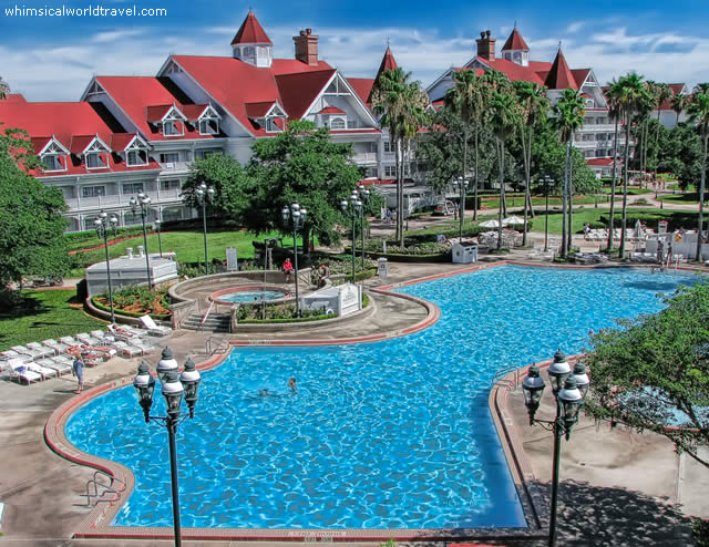 Grand Floridian - resort Disney World