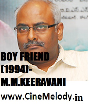 Boy Friend  Telugu Mp3 Songs Free  Download -1994