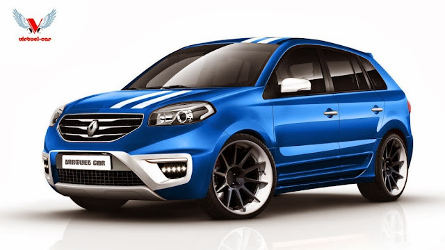 Renault Koleos Car Wallpaper