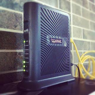 PLDT MyDSL Wifi Modem