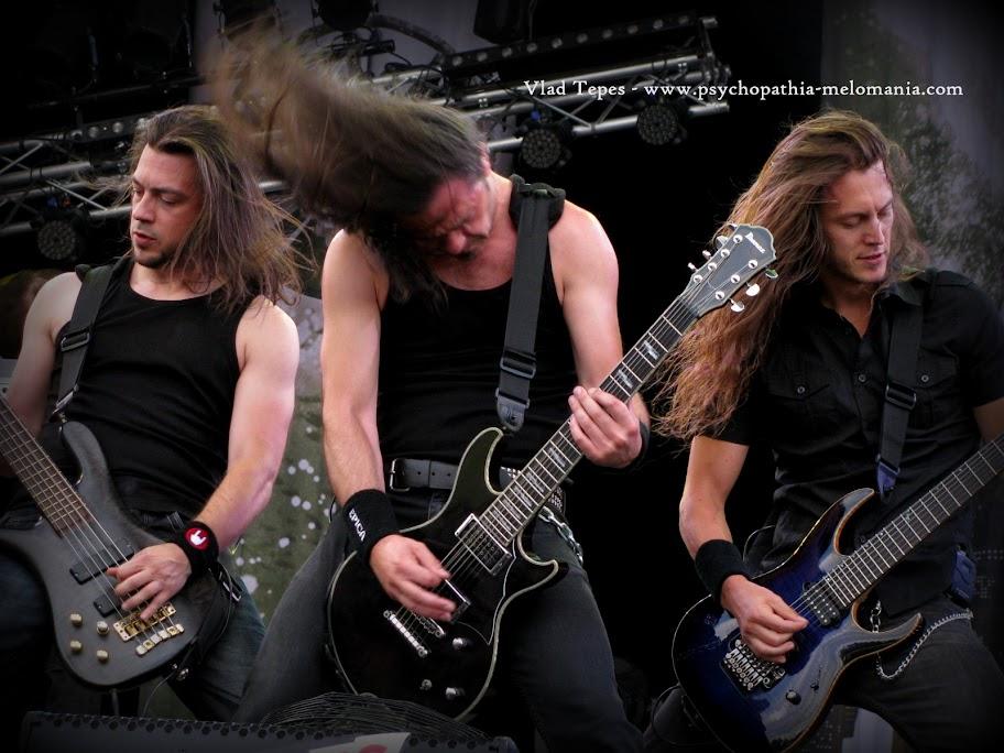 Yves Huts, Isaac Delahaye & Mark Jansen (Epica)