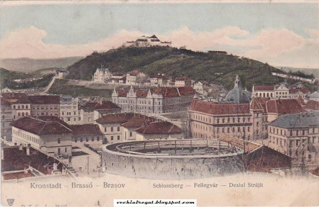 Dealul Strajii din Brasov