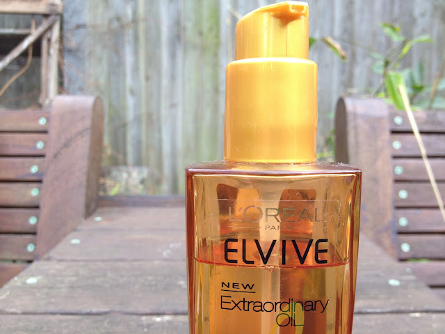 L'Oreal Elvive Extraordinary oil