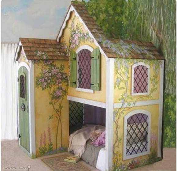 camas castillo casas y carruajes para las nias