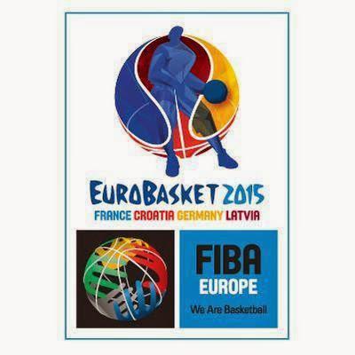 EOK | Στον Γ' Όμιλο και στο Ζάγκρεμπ η Εθνική Ελλάδας στο Ευρωμπάσκετ 2015