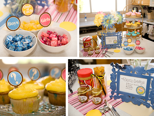 Gender Reveal Invitation Templates with great invitation example