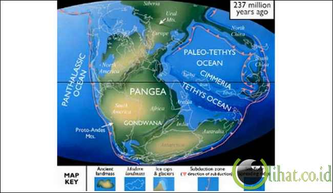 pangea simulation game The key tectonic event that results in the formation of pangea proxima is the start of westward dipping subduction along the atlantic coasts of north and.