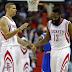Francisco García 5 puntos y 3 rebotes en victoria Rockets sobre Knicks. #NBA