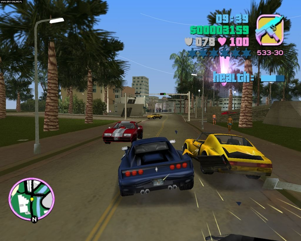 gta burn download for android