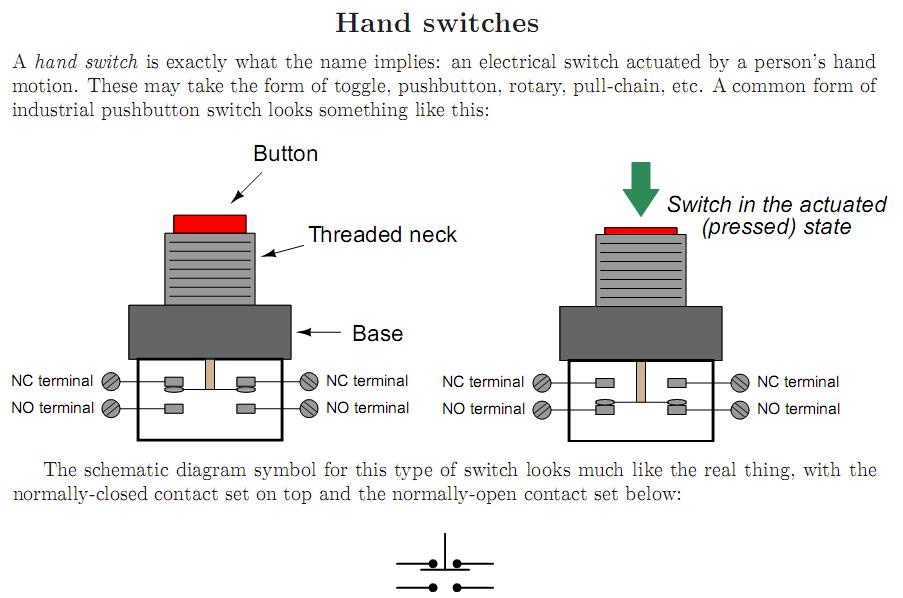 Closed Switch Symbol Stunning Electric Circuits Worksheet Electric