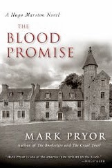 French Village Diaries book review The Blood Promise Hugo Marston novel Mark Pryor Paris