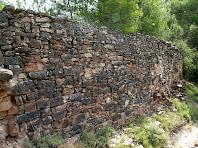 Margera perfexta de pedra seca