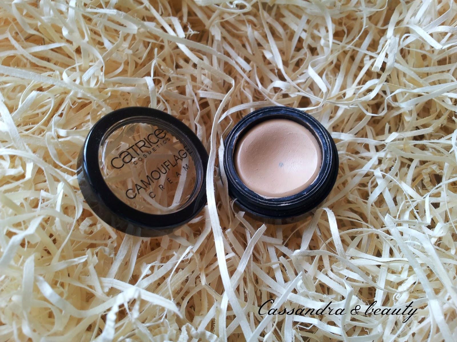 Correttore Catrice Camouflage Cream/ 020 Light Beige: recensione