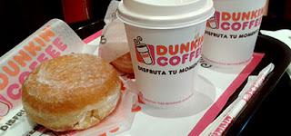 Dunkin Coffee Alegra