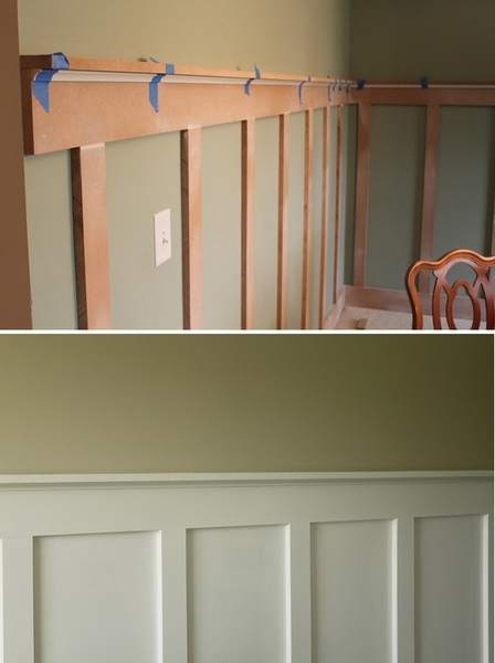late night inspired home design ideas part 2pure abundance a - Wainscoting Design Ideas