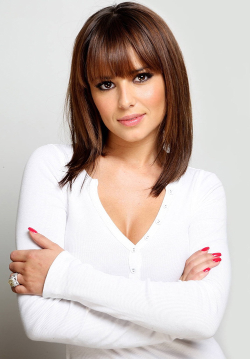 Cheryl Cole Hairstyles 8