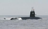 Soryu Class Submarine
