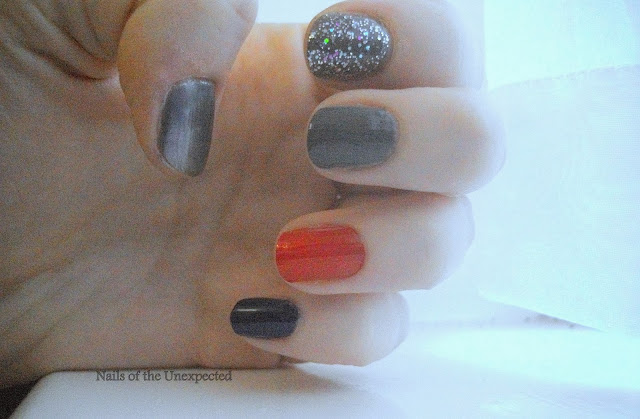 opi models own nails inc swatches